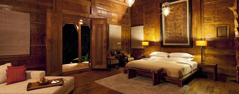 Villa Radha - Bedroom