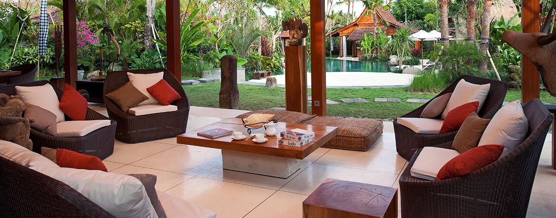 Villa Sati - Lounge