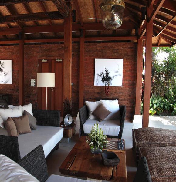 Villa Amy - Living area